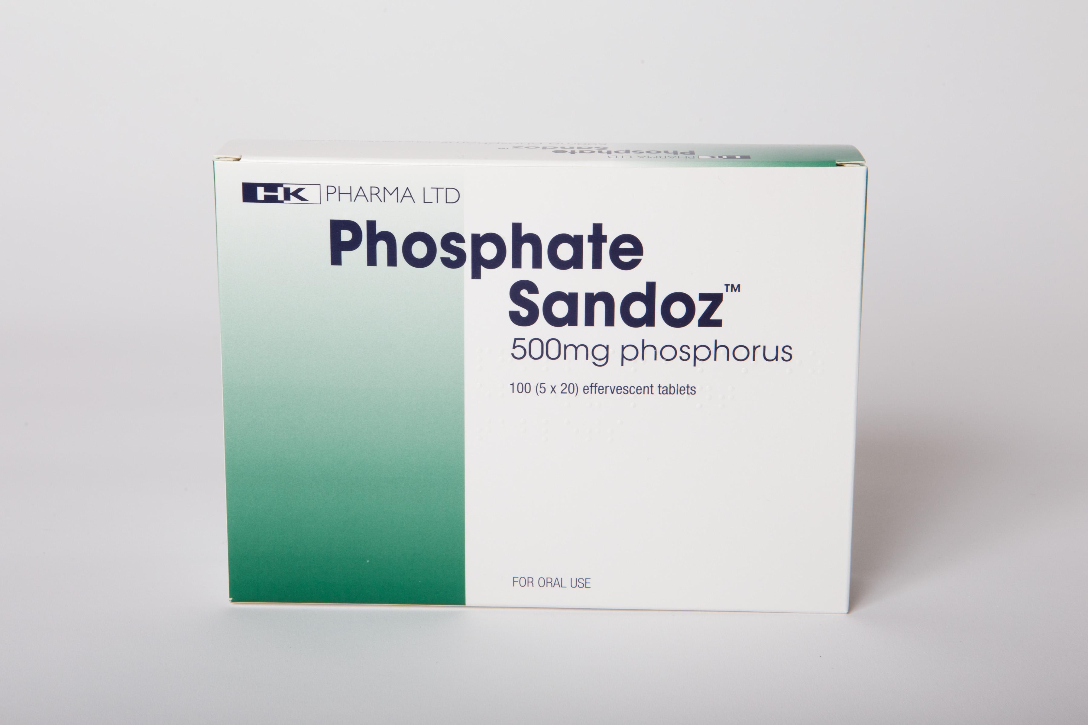 PHOSPHATE SANDOZ™